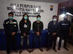 Polisi Tangkap Dua Otak Penganiaya Satu Keluarga di Danau Lawu Kawar