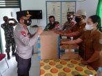 Serahkan Bantuan Swab di Taput, Kapoldasu : Jangan Ada Masyarakat Keluar Masuk Tanpa Diswab