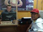 Rumah Orang Tua Wartawan di Binjai Diduga Dibakar OTK