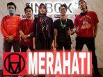 MERAHATI Band Rilis Single Berjudul Bunga