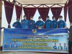 Kunker ke Kabupaten Samosir, Ketua KNPI Sumut: Gandenglah Anak Muda Untuk Berkreasi dan Kembangkan Potensi