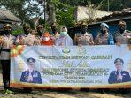 Setukpa Lemdiklat Polri Bagikan 38 Hewan Qurban ke Yayasan dan Panti Asuhan di Sukabumi