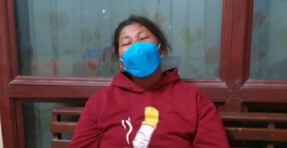 Viral Pasien Covid-19 di Toba Diamankan, Risma Sitorus Sebut Suaminya Mau Tularkan Sakitnya Ke Warga