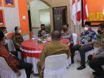 Sidang Pleno Putusan MK Pilkada Berjalan Lancar, Kapoldasu: Situasi Kamtibmas di Labuhanbatu Kondusif