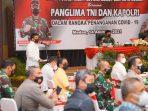 Dampingi Panglima TNI dan Kapolri di Medan, Bobby Nasution Ajak Masyarakat Manfaatkan Fasilitas Isoter