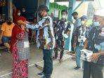 PAC IPK Sibolangit Berbagi Ribuan Masker ke Masyarakat