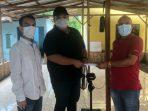 Jumat Berkah, Rizki Nugraha Bantu Pembangunan Pondok Mengaji Martuani Berkarya