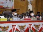 Forkopimda Kabupaten Asahan Dengar Pidato Kenegaraan Presiden RI