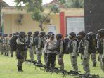 203 Personel Brimob Polda Sumut Dikirim ke Papua