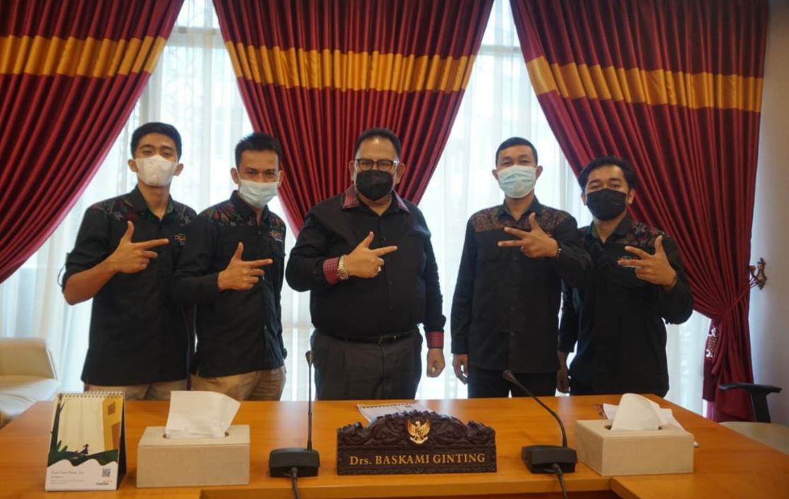 Ketua DPRD Sumut Apresiasi KPOTI Lestarikan Permainan Rakyat