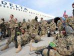 Taliban Merayakan AS Tarik Tentaranya dari Afghanistan
