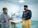 Maksimalkan Perawatan, Bobby Nasution Resmikan Penambahan Ruang ICU Pasien Covid-19 RS Pirngadi