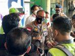 Delapan Personel Brimob Polda Kepri BKO Pengamanan Kontingen di PON Papua