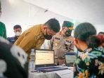 Dampingi Kapoldasu di Kampus, Bobby Nasution: Suksesi Vaksinasi di Medan di Atas Nasional
