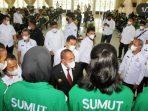 Gubsu: Saya Ingin Sumut Peringkat 5 di PON XX Papua