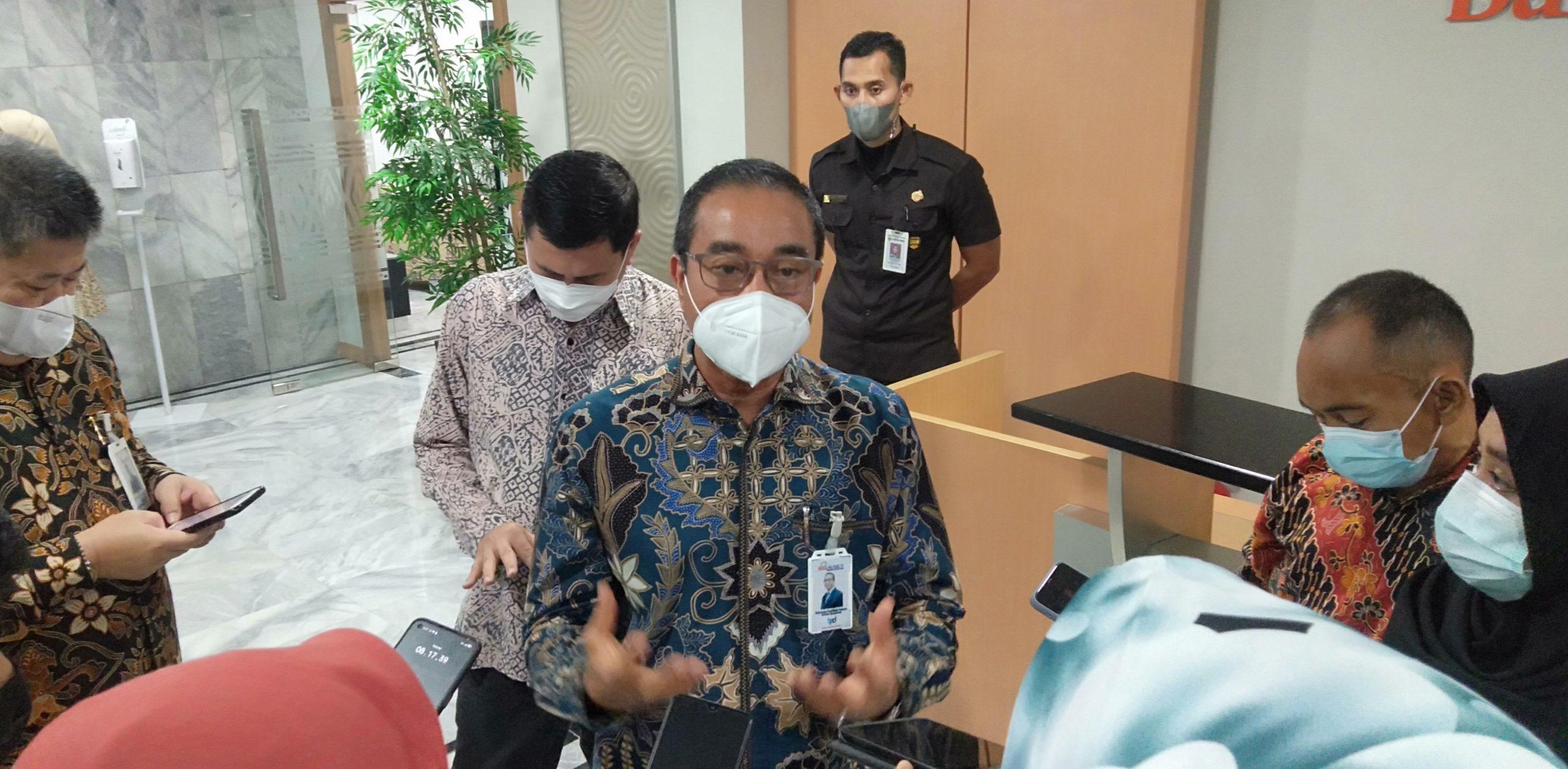 Terpilih sebagai Dirut PT. Bank Sumut pada RUPS-LB, Rahmat Fadillah Pohan Fokus Pada Peningkatan Digitalisasi