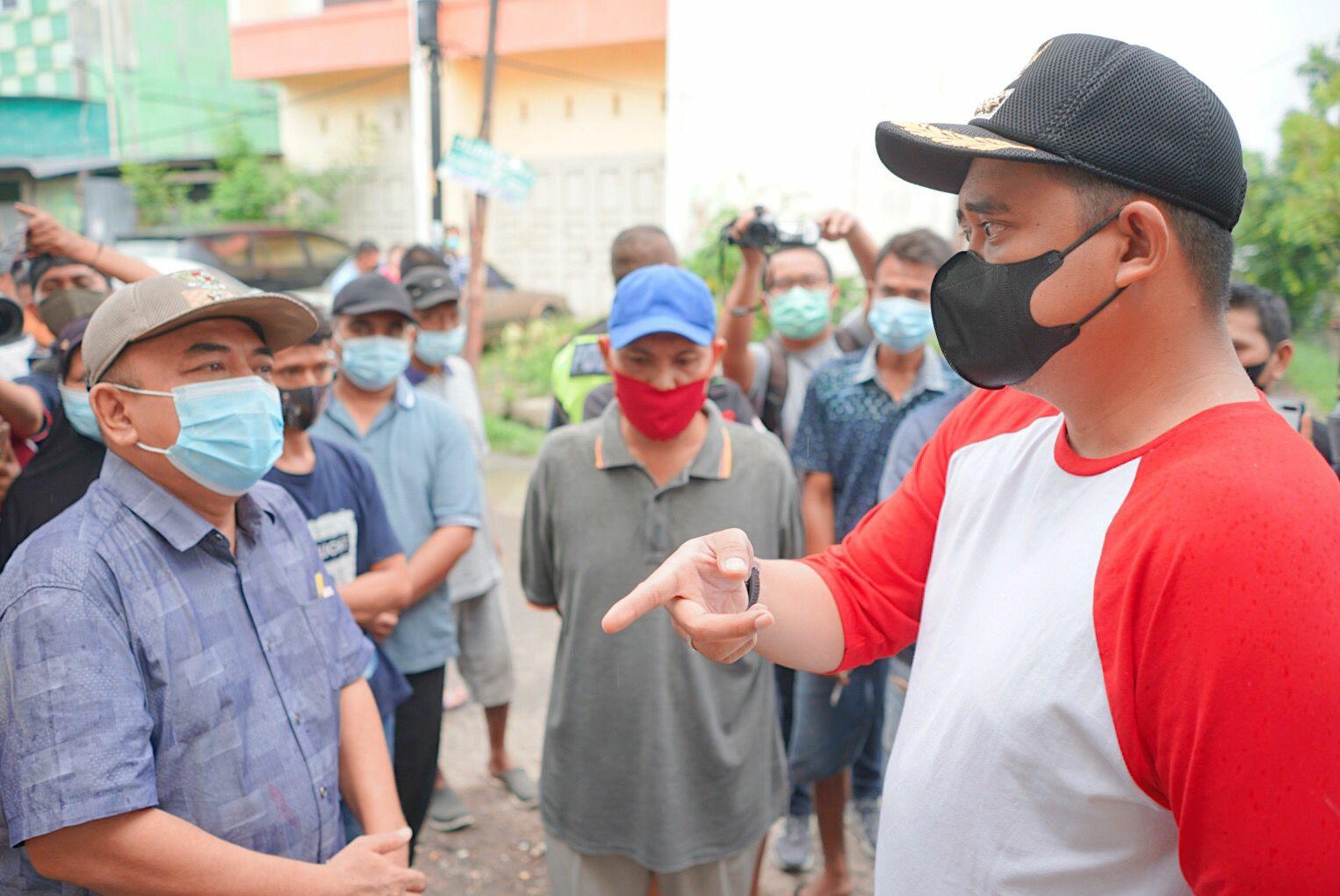 Pungli Pengurusan KTP, Bobby Nasution: Kepling Kelurahan Banten Diminta Kembalikan Uang Warga