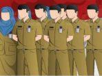 Ingat..Jokowi Baru Teken PP, ASN Bolos Kerja Bisa Diberhentikan