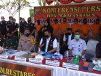 Polrestabes Medan Bakat Narkoba Senilai Rp 2 Miliar, 7 Pengedar Diamankan