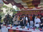 Bobby Nasution Apresiasi Kinerja Kapolrestabes Medan Ungkap Kasus Narkoba