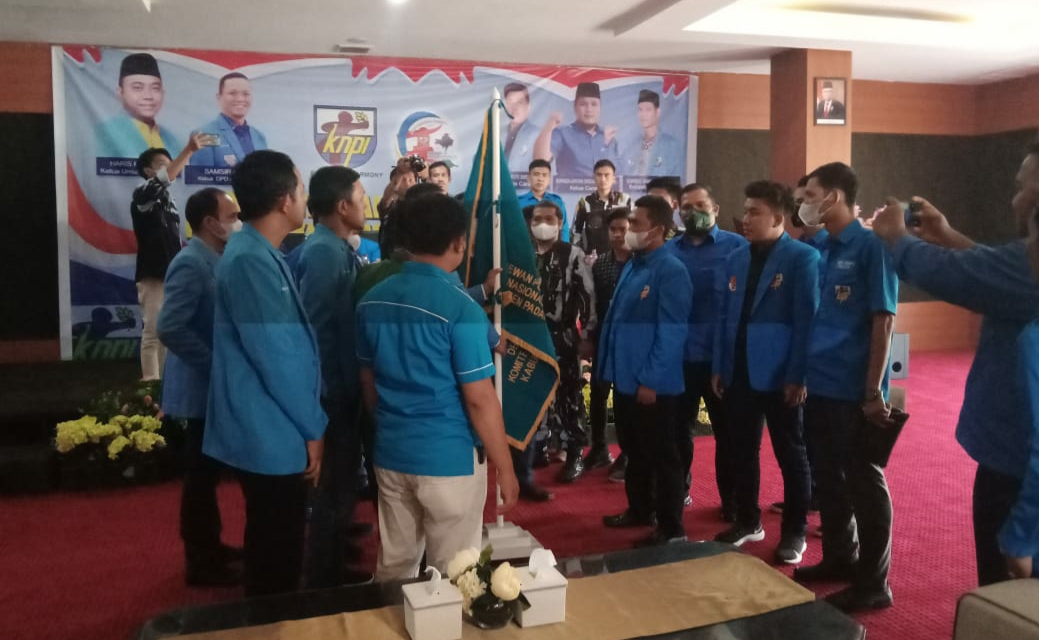 Terpilih Jadi Ketua KNPI Paluta, Jamaluddin Siregar Ajak Pemuda Bersatu