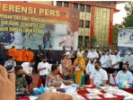 Kapoldasu: 5 Orang Perampok Toko Emas di Pasar Simpang Limun, Otak Pelaku Ditembak Mati
