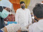 Percepat Belajar Tatao Muka, Bobby Nasution Kebut Vaksinasi Pelajar