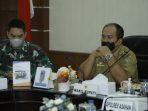 Wabup Asahan Ikuti Arahan Presiden RI Jokowi Secara Virtual