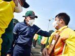 Lepas Atlet PON XX/2021 Papua, Edy Rahmayadi: Kami Selalu Mendukung Kalian