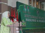 Nawal Lubis Harapkan Muslimat Al-Washliyah Jadi Pemersatu di Tengah Perbedaan